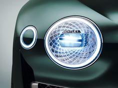 Bentley EXP 10 Speed 6 [Futuristic Cars: http://futuristicnews.com/category/future-transportation/]