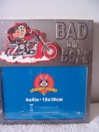 Demons /& Merveilles photo frame 3,5 x 5 cm Looney Tunes BUGS BUNNY photoframe