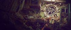 Consumed by Toni Bratincevic #Steampunk #Clockwork #Art