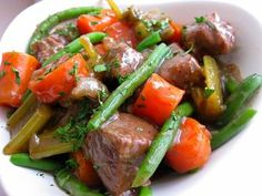 Hearty Beef Stew - Recipes | Riverbender.com