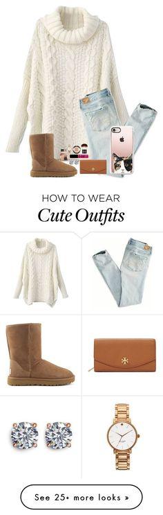 Sudadera blanca, pantalon claro botas cafe