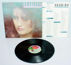 LP - Anne Haigis - Lass Mich Fallen Wie Schnee | eBay