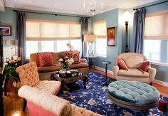 Traditional Interior Design | Interior design Bohemian Condo (Uptown)