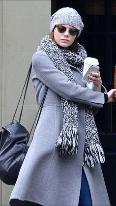 Emma in New York.