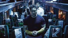 Dernier train pour Busan, un film de Sang-Ho Yeon : Critique via Gong Yoo, Scary Movies, Good Movies, Horror Movies, Train To Busan Movie, Arte Zombie, Gyu, Korean Drama List, Film Images