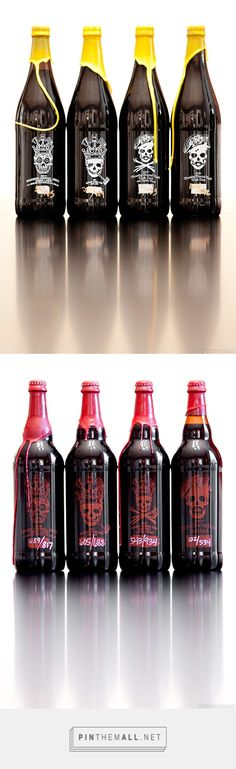 Brew Bokeh: Craft Beer curated by Packaging Diva PD. Thought you might enjoy this odd beer packaging collection : )