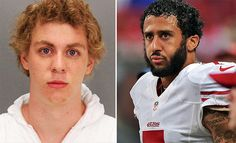 Cops Threaten Not to Protect Kaepernick But Will Provide Extra Security For Rapist Brock Turner