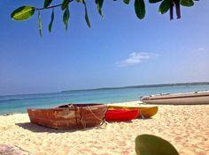 Playa Blanca Colombia - Caribbean Adventure