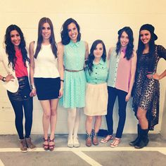Cimorelli! They are AMAZING singers!
