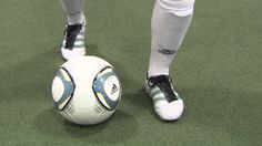 Christie Rampone Soccer Tip #4 - Push Pass