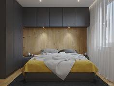 Small Bedroom Interior, Small Space Bedroom, Small Master Bedroom, Small Bedroom Designs, Room Design Bedroom, Modern Bedroom Design, Bedroom Layouts, Bedroom Ideas, Small Spaces