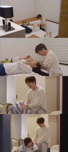 CINDERELLA AND FOUR KNIGHTS S01E09
