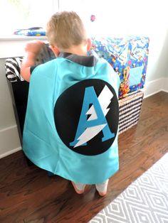 Little Adi & co Superhero party!