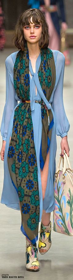 Burberry Prorsum F/W 2014 - London Fashion Week   The House of Beccaria~