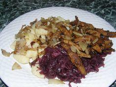 Kytičkový den - gnocchi,zelí a dobáčky Gnocchi, Detox, Steak, Beef, Fitness, Food, Meat, Essen, Steaks
