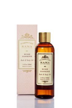A quickly absorbed,  indulgent body oil that leaves  skin feeling softer, smoother and well nourished.