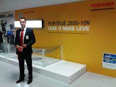 Se passarem no Aeroporto de Lisboa, não deixem de experimentar o Portégé Z830 e ver como um portátil pode ser mais leve que o ar :)    Aproveitem ainda a campanha em vigor !