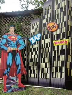 """Photo 1 of 40: Birthday """"Mateo's 4th Superhero Party"""" 