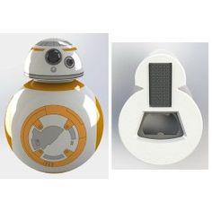 ABREBOTELLAS STAR WARS BB-8, el mejor precio, BB8 abrebotellas de 8.9 x 6.5 x 3.6 cm Fabricante: JOY TOY