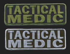 Pro Med Kits - Patches and Decals  7.5x2.5  $7.50