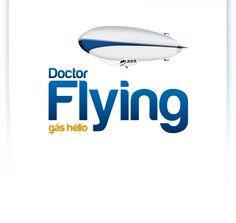 Doctor Flying | Locação de gás hélio