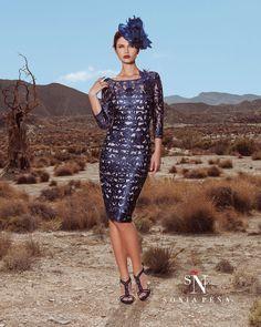 Uno de mis vestidos favoritos de Sonia Peña . Ref: 1170205