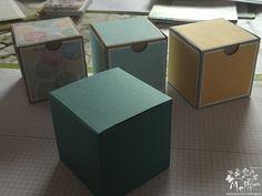 Stampin Up, Anleitung, Viereckige Box, One Sheet Box (4) (Kopie)