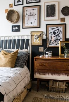 Before & After: Maximizing Every Inch of A Small Bedroom | Apartment Therapy