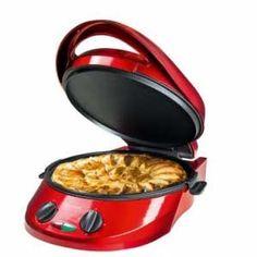 Maquina pizza tortera parrilla Domoclip DOC118 - multifunción - Maquina para hacer pizzas tortera parrilla multifunción Domoclip, 2 caras térmicas de 30 cm de diámetro, cocción cerrada para las tartas azucaradas y saladas, tortas, pizzas, quiches. Parrilla y plancha con apertura a 180° perfecto para crépes, tortillas o carne, pescado, verduras, huevos, y mucho más asadas en parrilla. Revestimiento anti-adherente en partículas endurecidas de piedra para fácil y rápida limpieza. Selector de…
