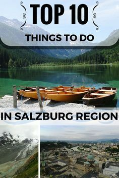 Step-by-step guide to Salzburg region which offers plenty of attraction and things to do while travelling this part of Austria. Click VISIT and explore Europe today! Innsbruck, Camping Places, Places To Travel, Oh The Places You'll Go, Cool Places To Visit, Wachau Valley, Travel Photographie, Austria Travel, Munich