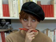 Anne Wiazemsky in Jean-Luc Godard's La Chinoise, 1967 Movie Photo, I Movie, Anne Wiazemsky, How Soon Is Now, Belle And Sebastian, Jacques Demy, Jean Luc Godard, Film Inspiration, French Films