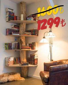 Kütük Kitaplıkta İndirim Yaptık Evinizde böyle bir kütüphane olsun istiyorsanız Whatsapp hattımızdan yada DM den iletişim kurumuz... Standart ölçüler 2.45 kütük ve 80cm genişliğinde raflar İçin geçerli fiyattır... Odun'z Siz hayal edin biz tasarlayalım Salon banyo mutfak dekorları... Otantik ev ve odalar... Kafe ve Bürolara özel tasarımlar. WhatsApp iletişim: 505 683 64 11 Not: Siparişinizi teslim alana kadar WhatsApp hattımızdan bu ürünle ilgili bilgi ve fotoları siz müşterilerimize yolluyo
