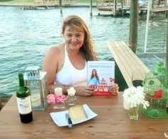 Iraida from Florida has joined the #SweetDesigns virtual book club.