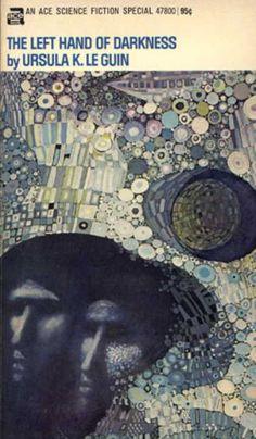 Ace Books - The Left Hand of Darkness - Ursula K. Leguin