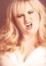 Rebel Wilson is so hysterical! I love her. Discovered this when she was on Ellen