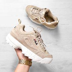 outlet store e88a7 dea45 Best Fila shoe to date 😍