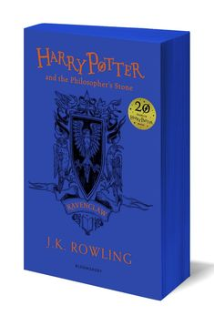 New Harry Potter Edition With Hogwarts Colors #ravenclaw
