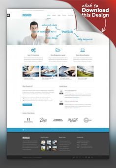 Inovado - Retina Responsive Multi-Purpose Theme business, clean, corporate design, grey, localization, minimal, modern, portfolio, responsive, retina, seo, shop, white, woocommerce, wordpress theme Inovado is an ultra responsive, retina-ready WordPress Theme that everybody wants. It's an incredible versatile premium theme with powerful customization settings that helps you transform Inovado into your unique business tool. It's very intuitive to ...