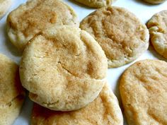PERFECT SNICKERDOODLES - Rachel Schultz