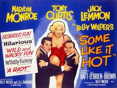 CLASSIC MOVIES: SOME LIKE IT HOT (1959)
