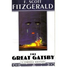The Great Gatsby - love this book so much (Yep, could get all philosophical regarding the connection of these characters--and their falsification of self--and today's society...but I won't)! :)