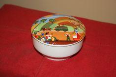 "Vintage ""REUTTER PORZELLAN"" Porcelain trinket box by HOMESWEETHOMELAURAD on Etsy"