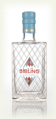 "Sibling Triple Distilled Gin - this was a friend recommendation and, now I've seen the bottle design, it's officially on the ""to try"" list"