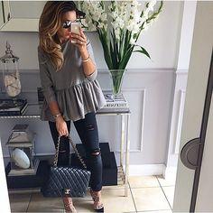 #bluzka z baskinka dostepna w roz.36 #kasjankak #fashion #mint_label_ #fashion #instastyle #girl #me #instafollow #