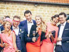 Die Einstellung macht's: Wie Sie als Single eine Hochzeit überstehen!