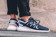 White Mountaineering x adidas Originals Tubular Nova - EU Kicks: Sneaker…
