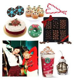 """""""yummy for Christmas"""" by vatian-karina ❤ liked on Polyvore featuring beauty"""