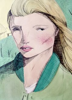 illustration, art, ilustracion, maria herreros, mariaherreros, drawing…