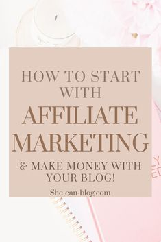 Do you want to start make money from home with your blog and have consistent passive income streams? In this short guide I explain you all about affiliate marketing for beginners and I made a list of the 4 best and reliable affiliate networks for bloggers. #affiliatemarketingtips #passiveincomestreams #makemoneyfromhome