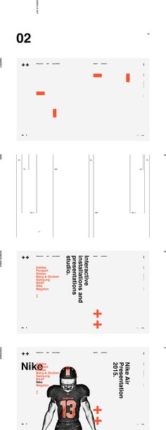 Alexander Laguta and Alex Smolkin – Brand identity for Inty++ an interactive installations and presentations studio